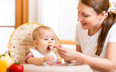 Feeding your baby in the first year