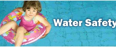 Water safety for young children